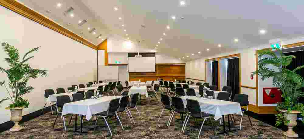 Plymouth International Conference Meeting room