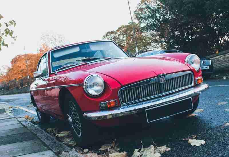 International Vintage Car Club Rally